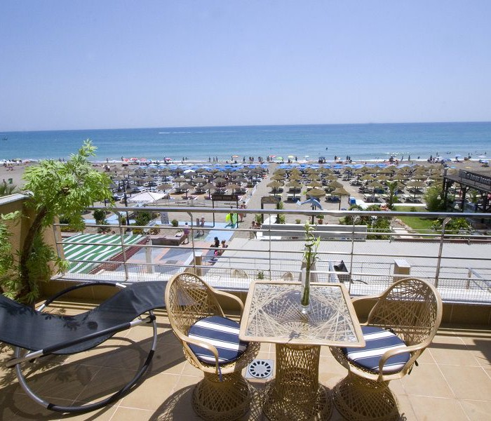 carihuela beach apartments slide